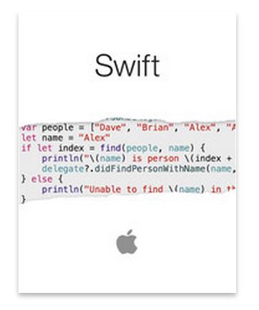 Apple's Swift guide is free in iBooks.