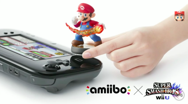 Nintendo also announced Amiibo, new <i>Skylanders<i>-esque </i></i>NFC<i><i> </i></i>figurines for the Wii U<i><i>.