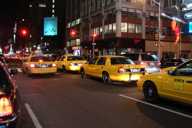 Poorly anonymized logs reveal NYC cab drivers' detailed whereabouts