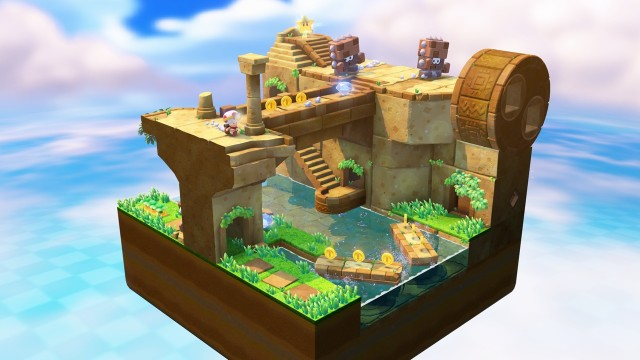 With <i>Captain Toad</i>, Nintendo extracts and expands upon concepts it created for <i>Super Mario 3D Land</i>.