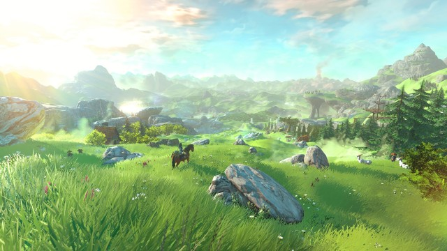 The new <i>Zelda</i> game promises a more expansive world than past entries.