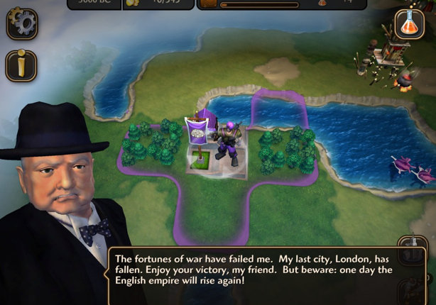 Civilization Revolution sequel coming directly to iOS next week