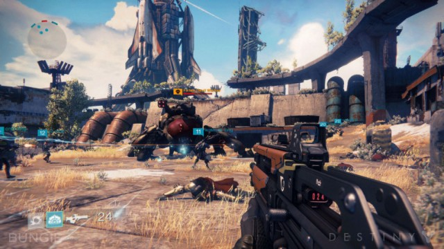 Microsoft: Destiny seeing resolution boost from leaving out Kinect