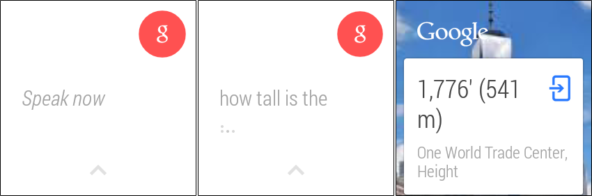 Knowledge Graph-powered answers work the same way they do everywhereelse.