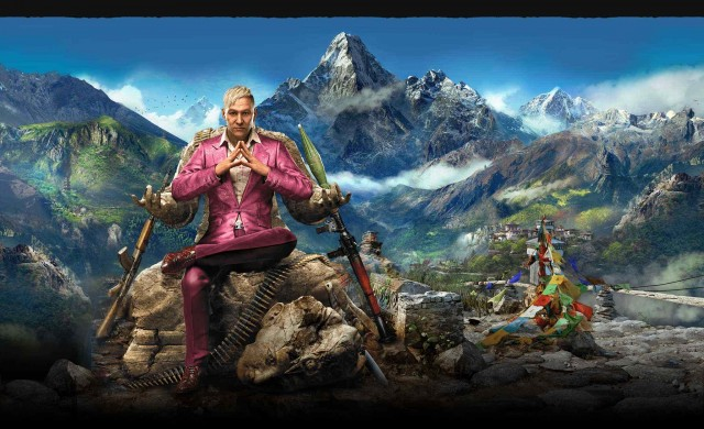 Ubisoft reintroduces familiar faces at E3: Far Cry 4, Rainbow Six, and more