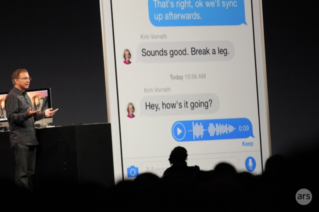 Apple scrambles over the rise of group chat