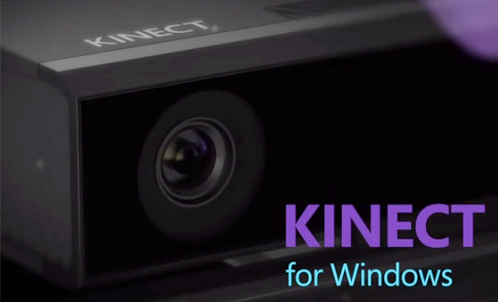 Kinect v2 comes to the PC on July 15 for $199