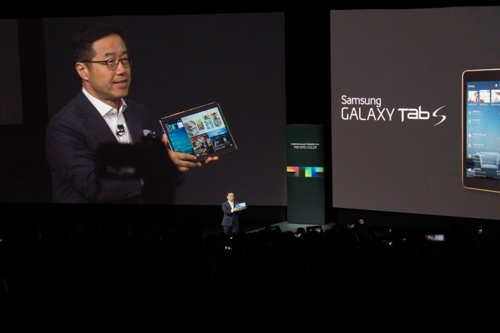 Hands on with Samsung's two sharpest additions to the Galaxy Tab line