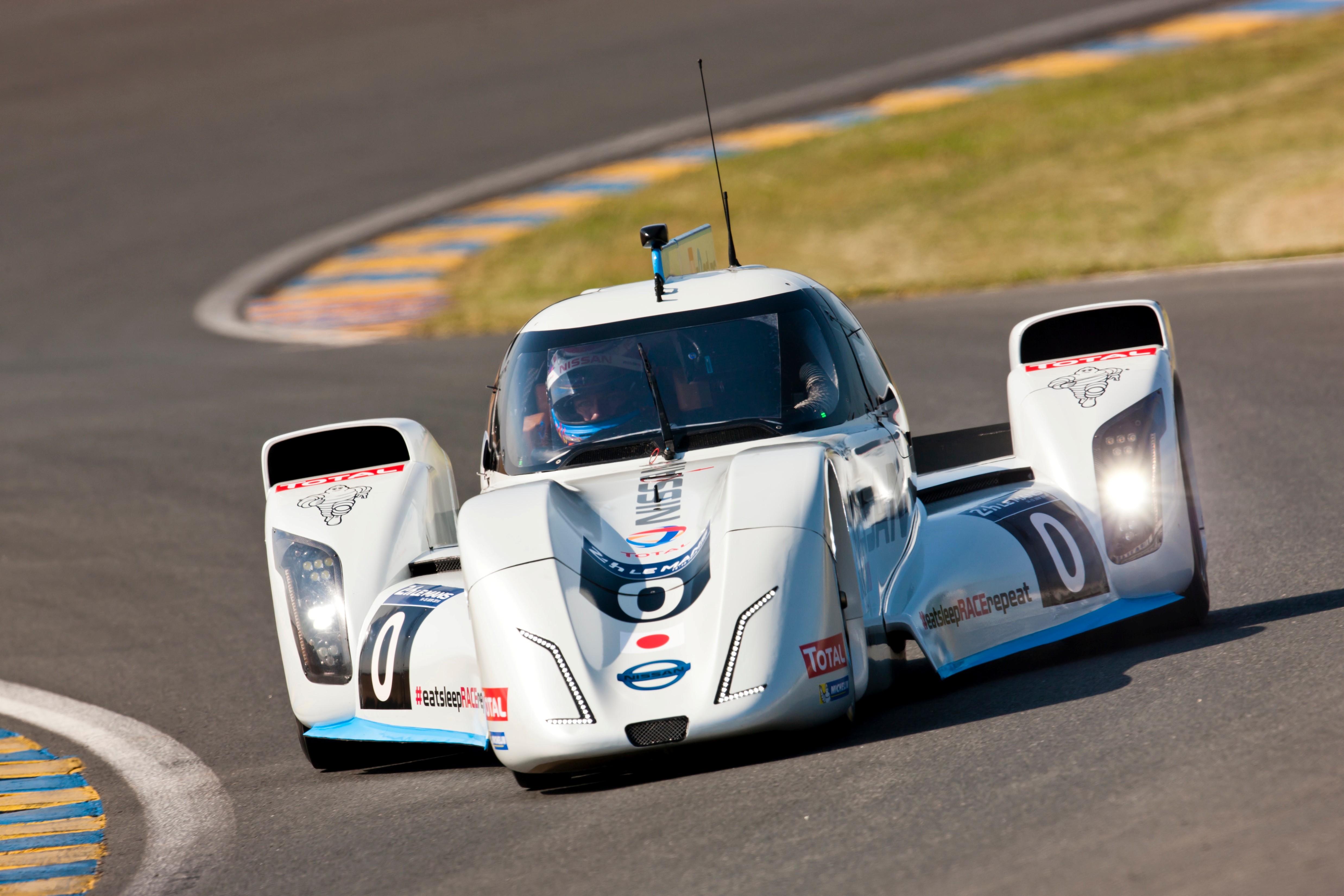 1000 Horsepower Technology Packed Hybrid Race Cars Take