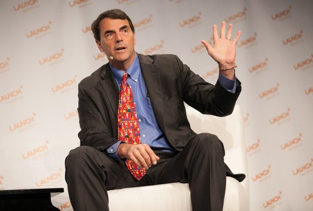 Tim Draper is a founding member of Draper Fisher Jurvetson, a well-known Silicon Valley venture capital firm.