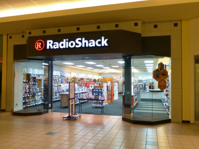 It's official: RadioShack finally files for bankruptcy protection