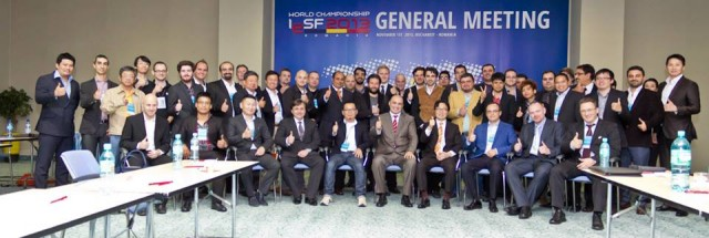 Look closely at this International e-Sports Federation promotional image. See any women? Us either.
