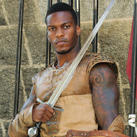 Shondo, the reality series' MMA fighter, adds a lot of excitement and energy to a medieval-obsessed show whose lore and fictional world don't always keep up.