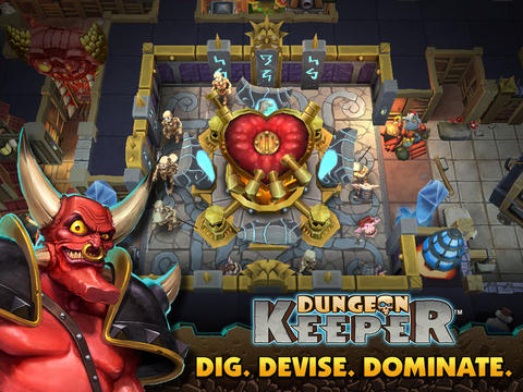 This <em>Dungeon Keeper</em> ad can remain as it is in the UK, so long as it includes a bunch of fine print at the bottom about in-app purchases.