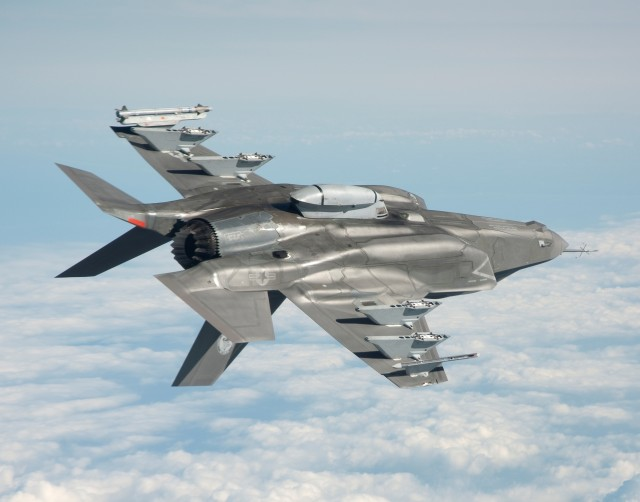 The F-35 program and the F-22 before it, coupled with budget sequestration, have put the Air Force into a strategic tailspin.