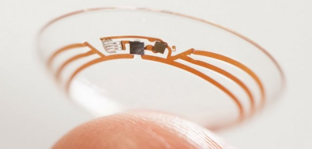 Google's attempt at smart contact lenses will <a href=