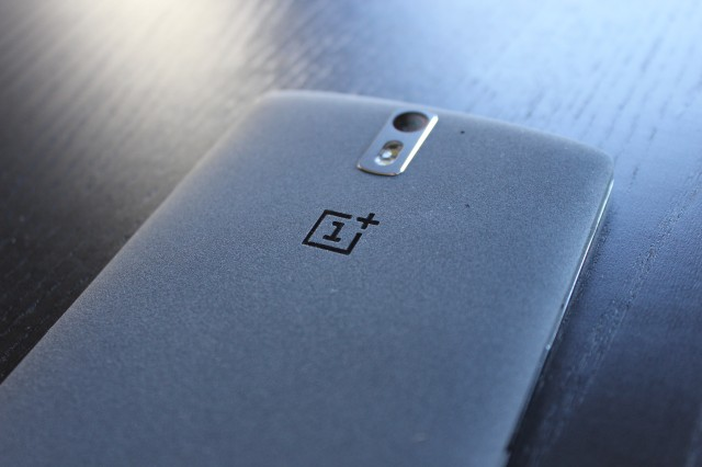 "The logo on the back of the OnePlus One is of the number one, NOT the letter ""i"" for ""invite-only."" That becomes even truer next week when the device finally opens up to a wider pre-order pool."