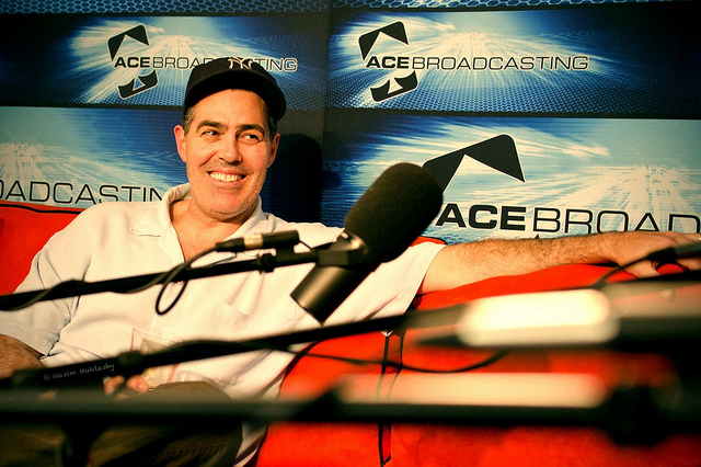Podcasting patent troll: We tried to drop lawsuit against Adam Carolla