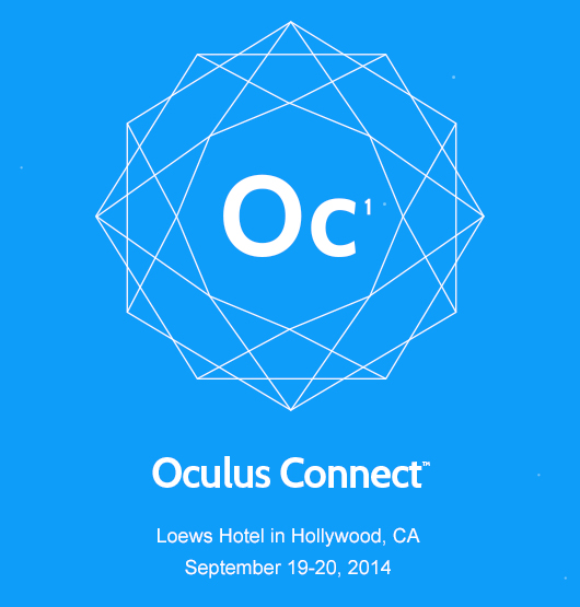 Oculus Rift announces its first VR development conference