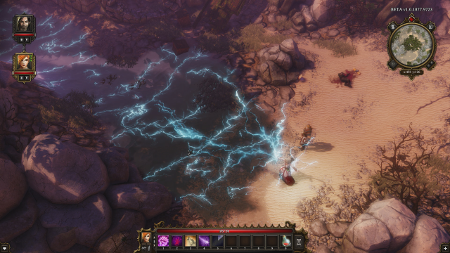 Divinity: Original Sin is an odd mix of old- and new-school RPG design