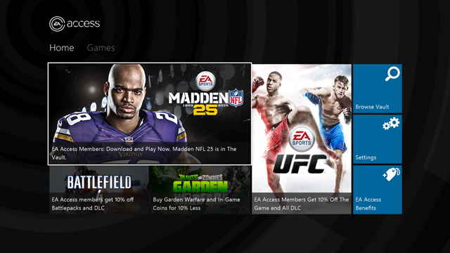 EA unveils subscription plan for access to its Xbox One games