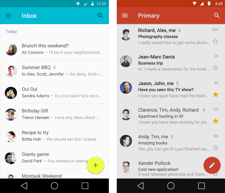 how to change primary gmail account on android phone