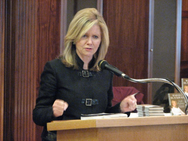 US Rep. Marsha Blackburn (R-TN).