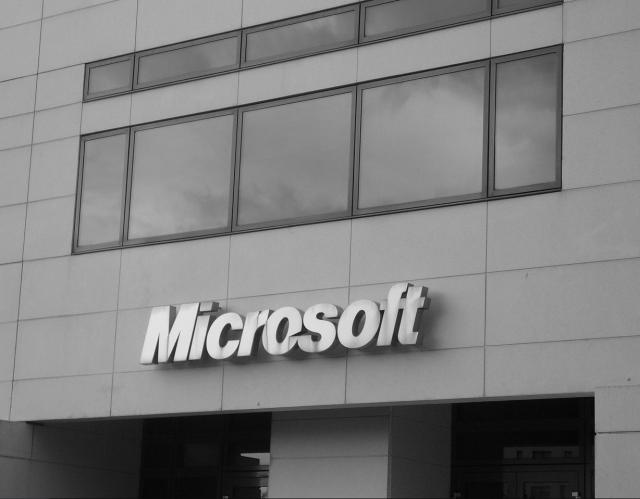 Microsoft, Sandyford, Co. Dublin.