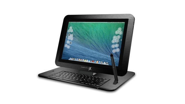 The Modbook Pro X would be an expensive entry in a crowded niche.