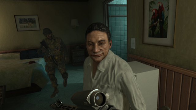 Panamanian ex-dictator sues Activision over Black Ops II appearance