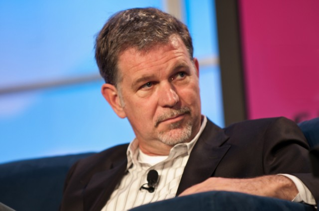 Should Netflix CEO Reed Hastings insist on payments from Comcast and Verizon?