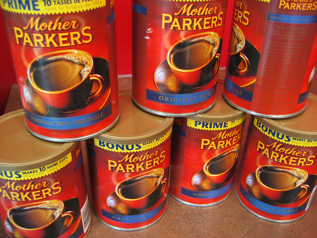 Mother Parkers is getting in on Keurig's new brewing machines, whether Keurig likes it or not.