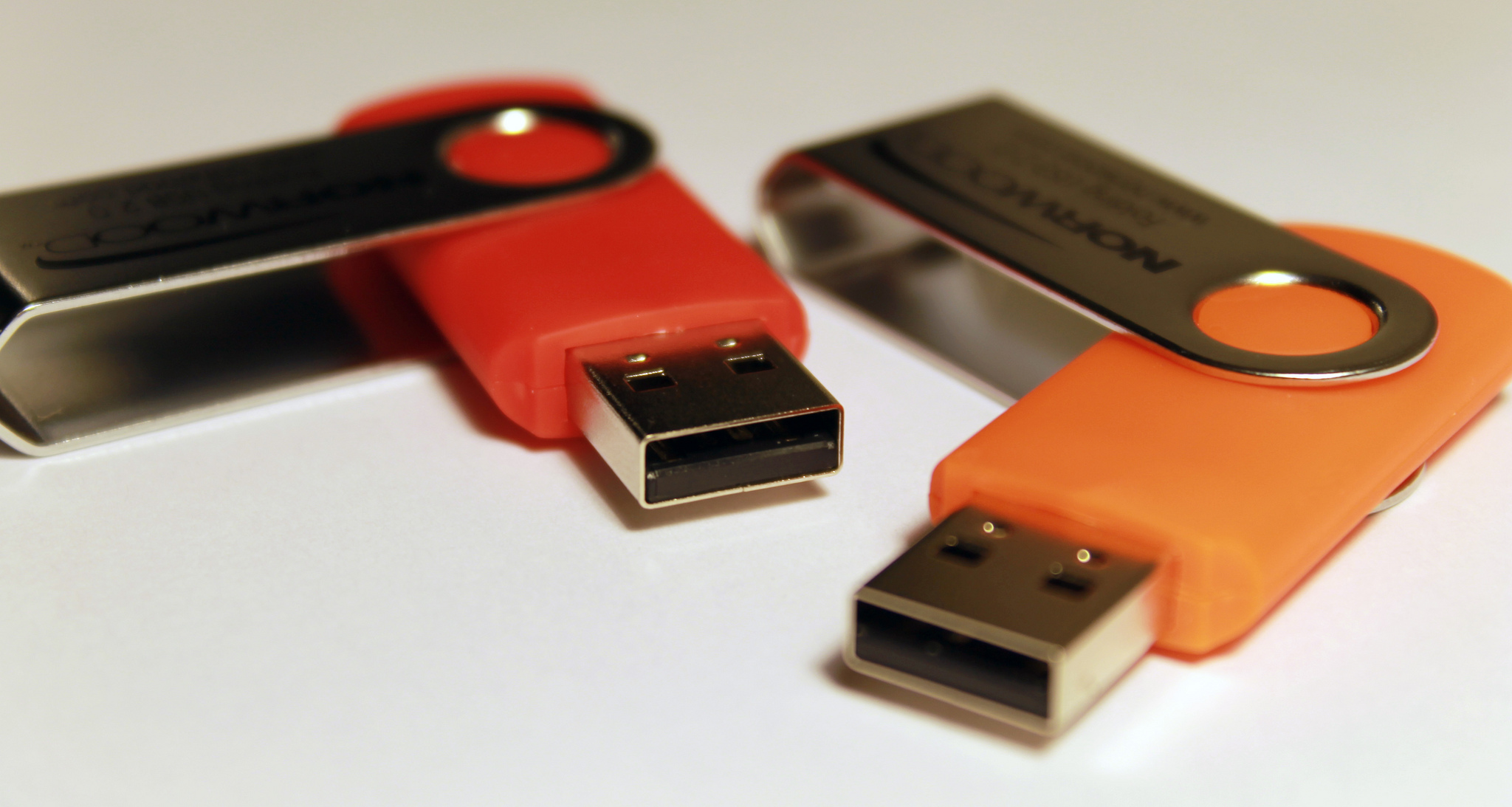 USB flash drives and hard drives made most other kinds of mass storage obsolete.