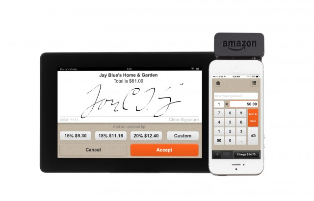 Amazon's new mobile card reader waltzes onto Square and PayPal's dance floor