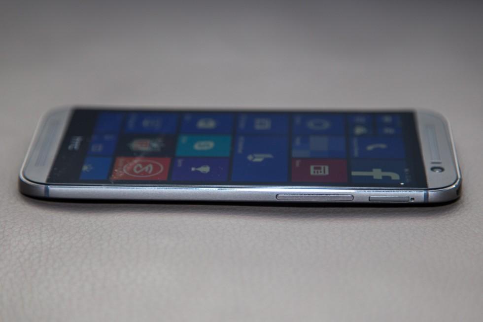 Sforum - Trang thông tin công nghệ mới nhất HTC-One-M8-for-Windows-5-980x653 Hình ảnh trên tay HTC One M8 for Windows: Bình cũ, rượu mới