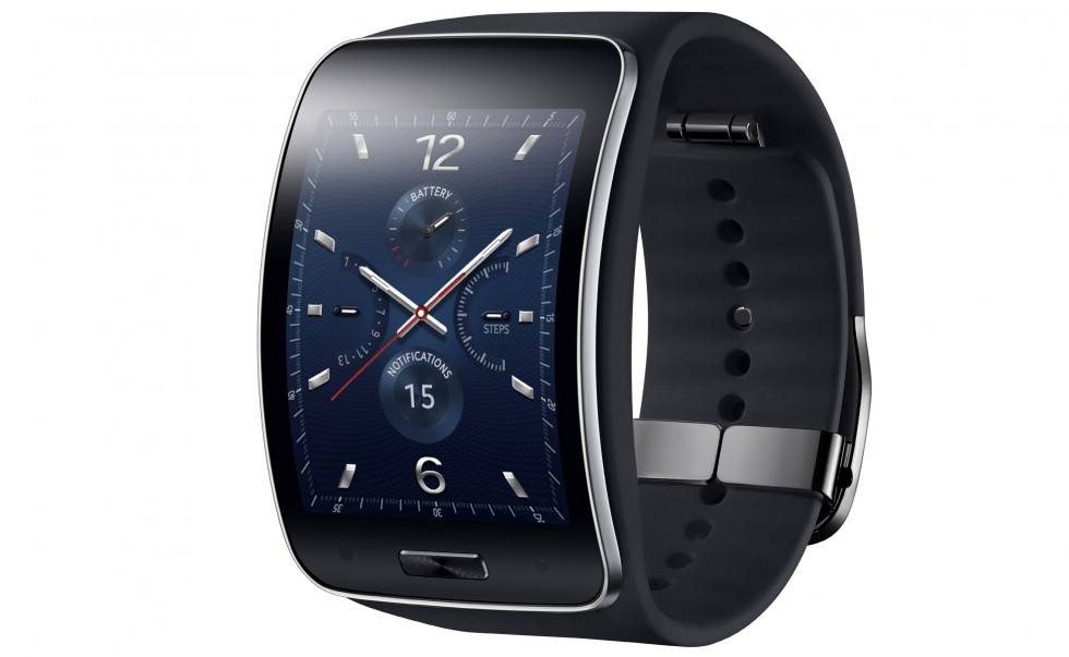 Samsung's 6th smartwatch has a 3G modem and a massive curved display