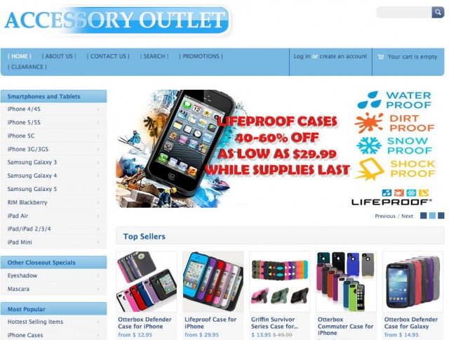 Order on sketchy site goes awry, firm wants $250 in fees, customer sues