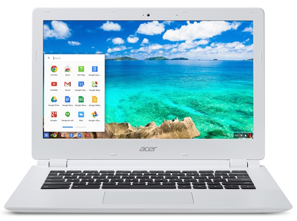 Acer's Chromebook 13 adds a Tegra K1 chip and optional 1080p display