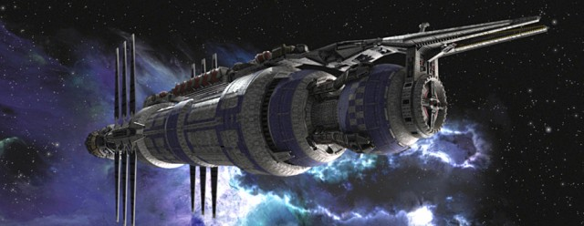 Babylon 5 reboot likely to become big-budget film