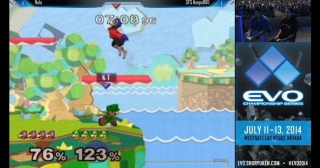 Even casual <i>Smash Bros.</i> fans are liable to be confused by the commentary on matches at Evo.
