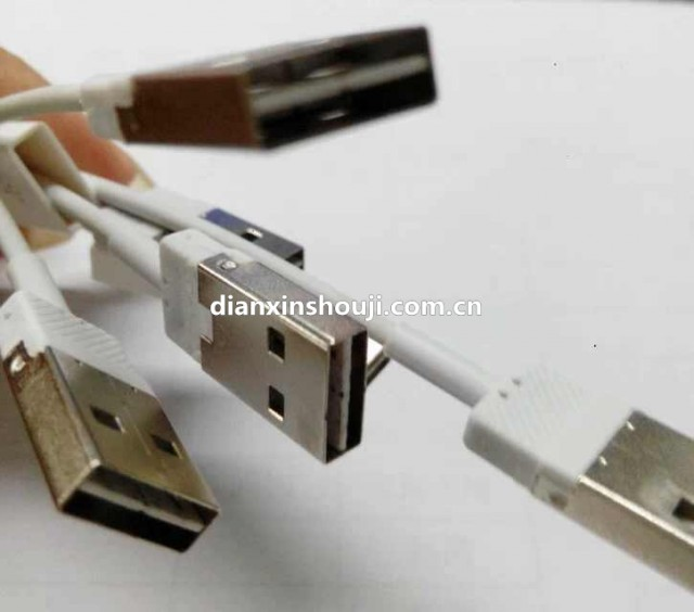 A strange new type of USB cable that aims to solve an age-old problem.