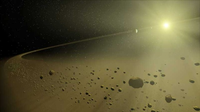 Binary stars give planetary disks a twist