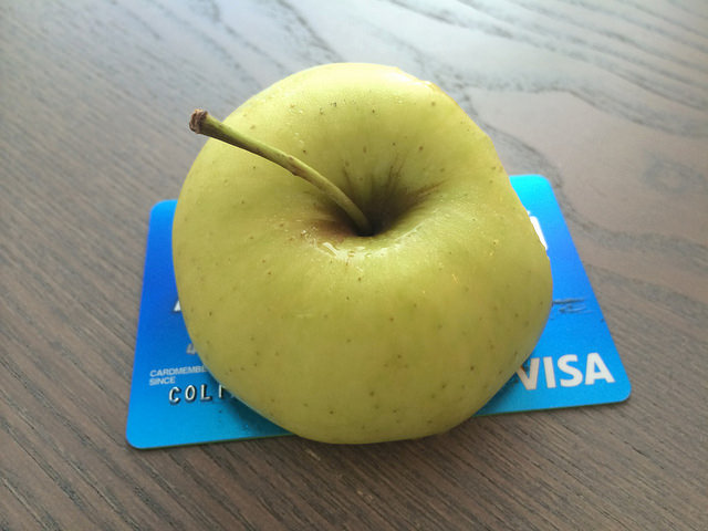"""Apple Pay beta"""