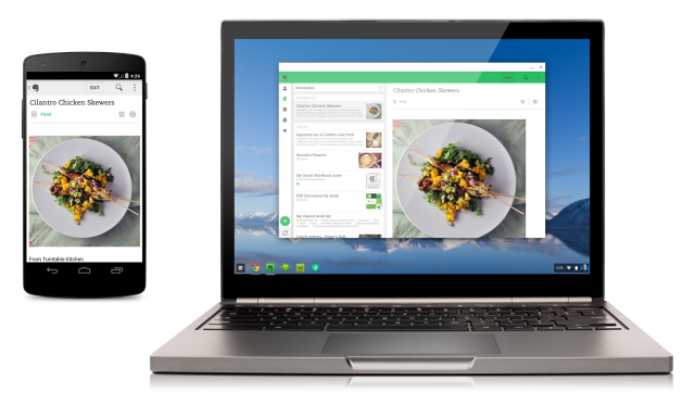 Chrome OS can now run Android apps, no porting required