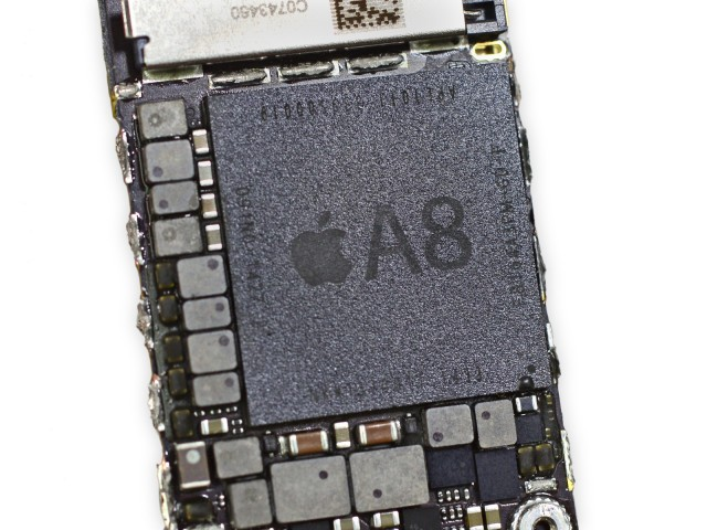 The Apple A8.