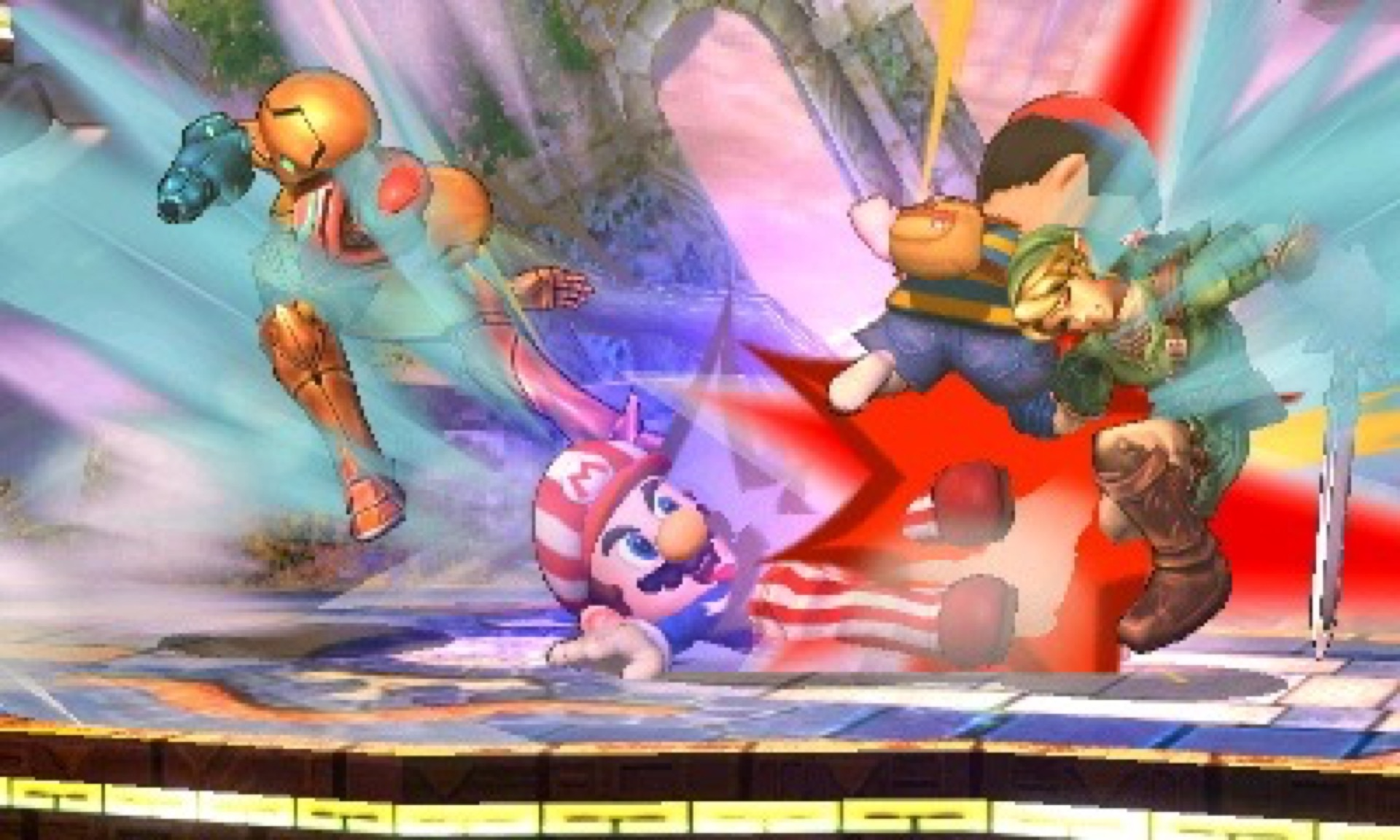 The <i>Smash Bros.</i> series has always sought to find which video game character would win in a fight.