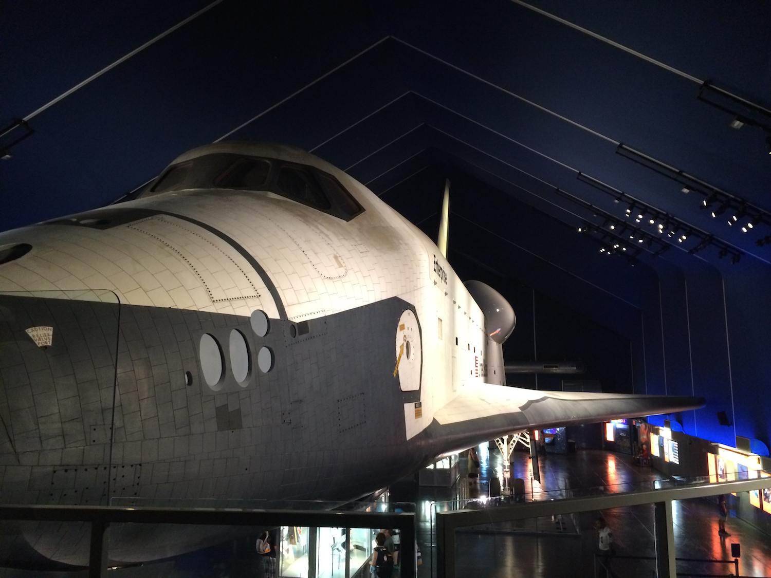 A Closer Look At The Space Shuttle That Never Got To Space Ars