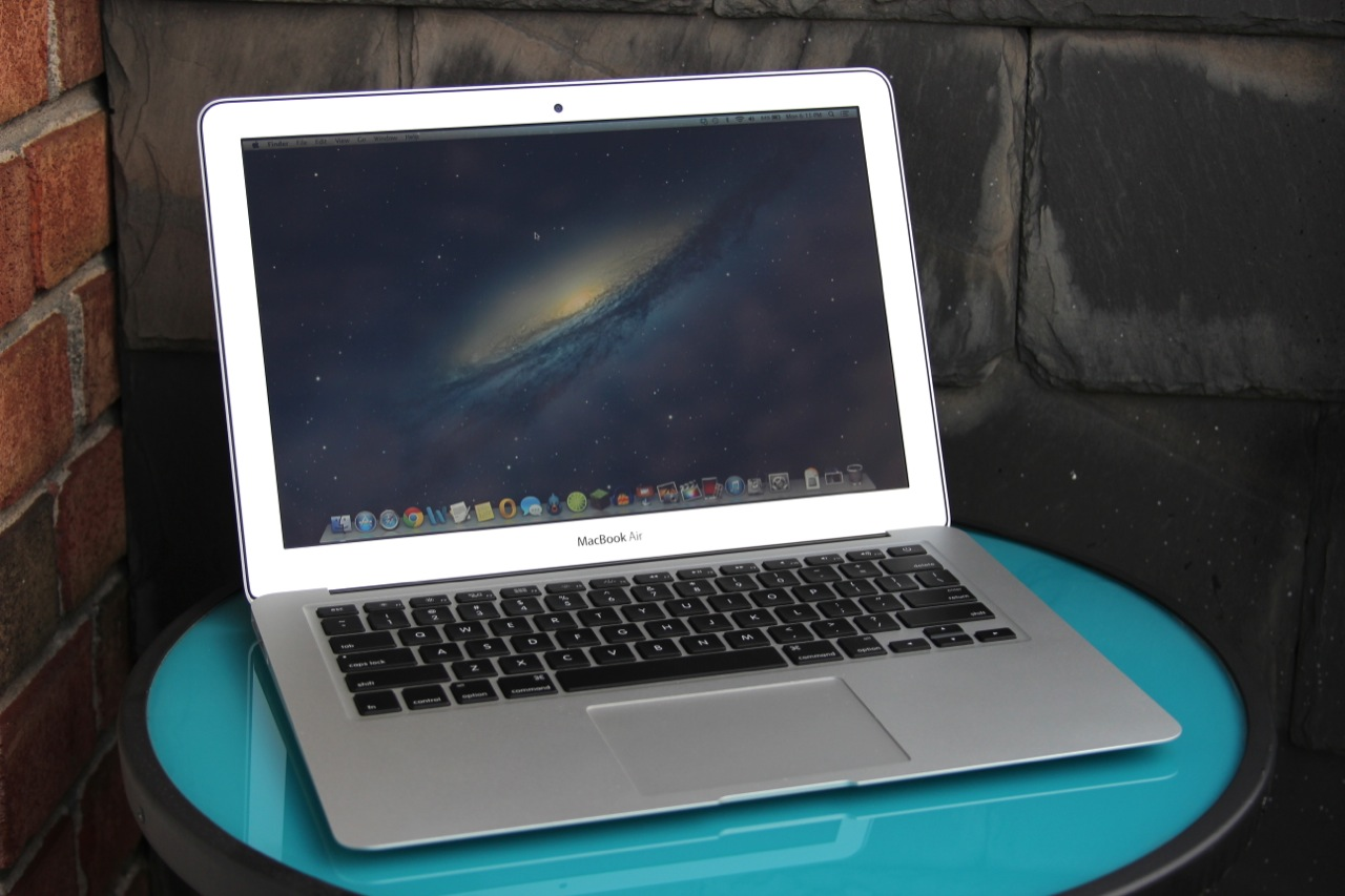 Today's polished MacBook Air is a big upgrade from the original models.