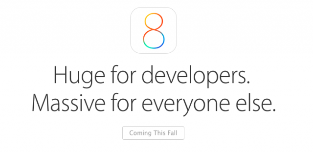 Apple to release iOS 8 on September 17