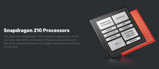 Qualcomm's first 64-bit chip lineup is complete.